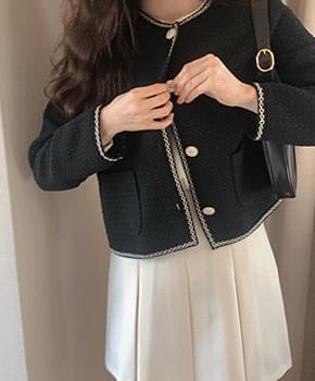 Rameni tweed jacket