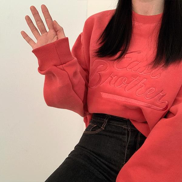Warm and cute cropped Sweatshirt
