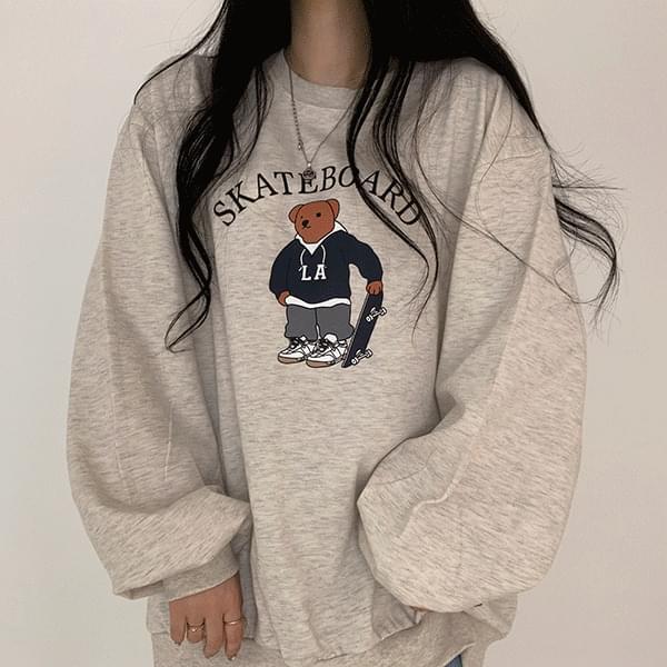 L.A. Bear Sweatshirt 長袖上衣