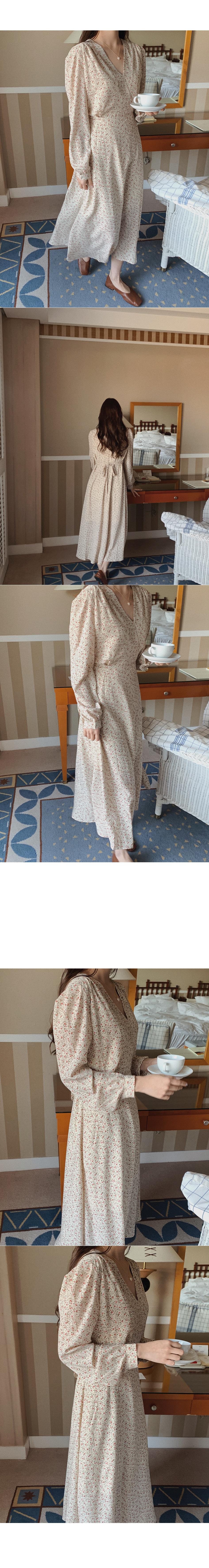 Sienf Flower Dress