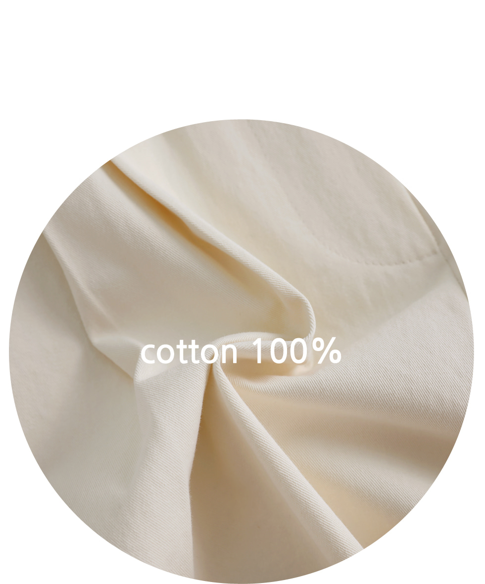 Lead Cotton Pintuck 4.5 Pants