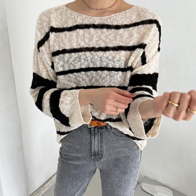 Rosinante Stripe Knitwear
