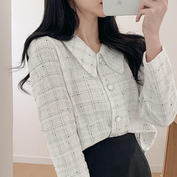 Selina Check Tweed JK