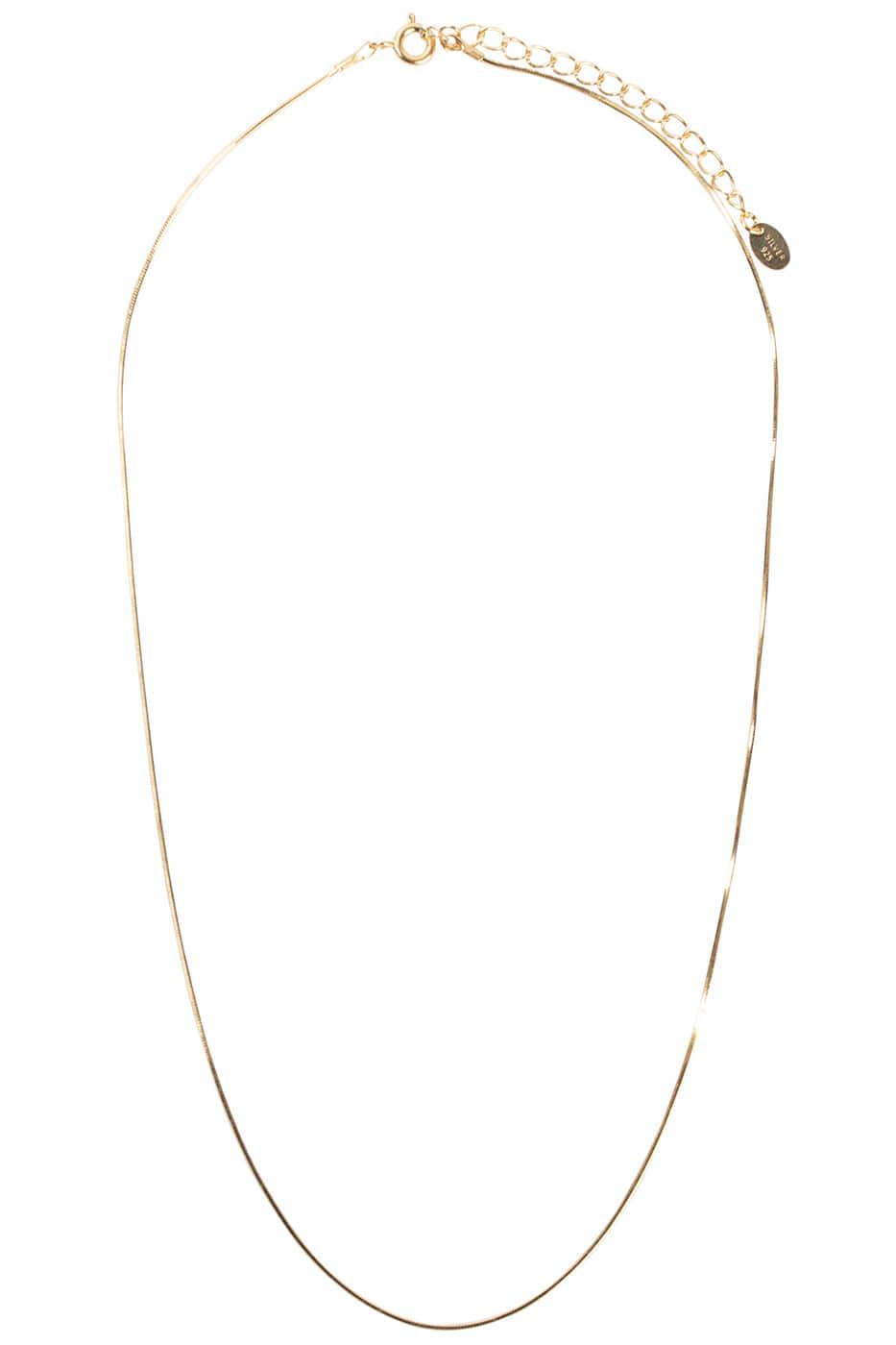 Brim necklace