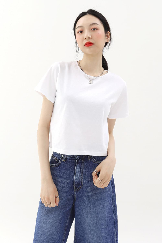 韓國空運 - Mini T-Shirt 長袖上衣