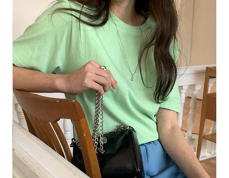 Swing Cotton Short Sleeve T-shirt