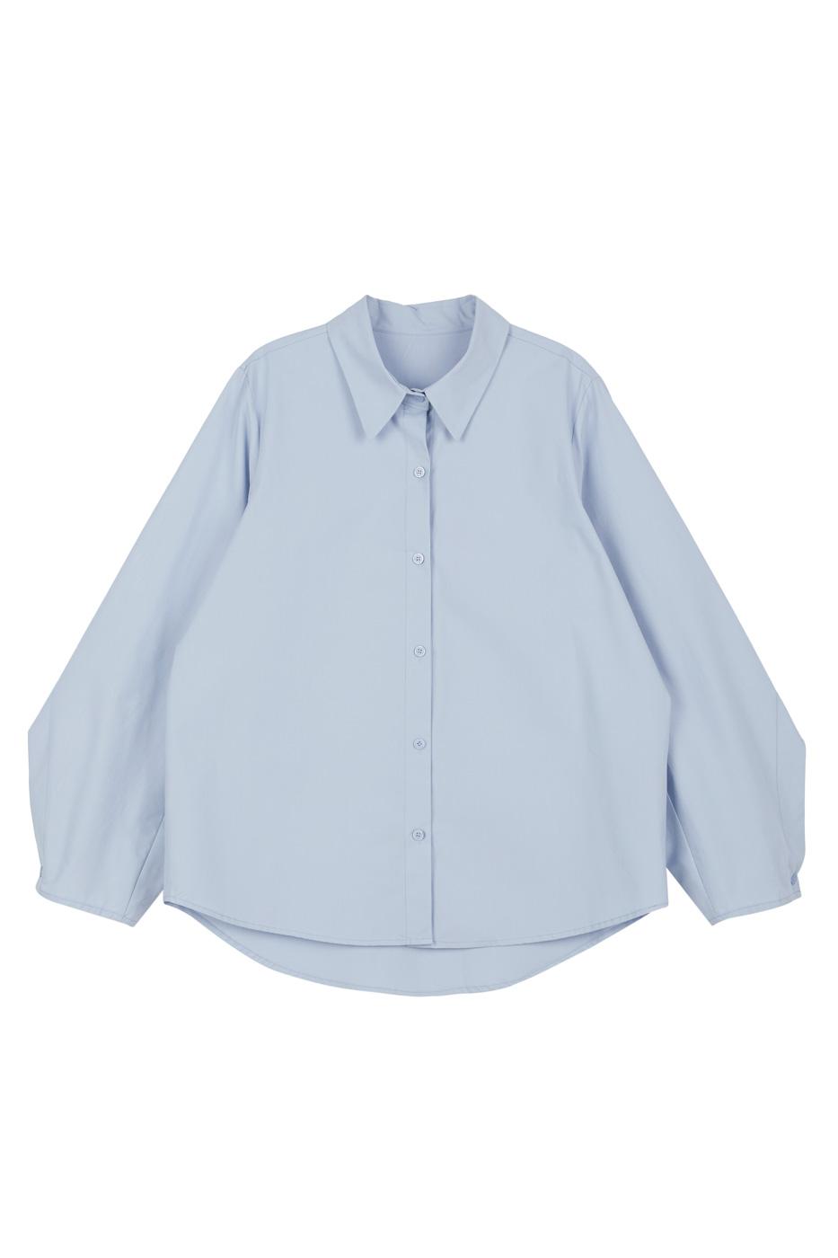 Louis balloon cotton shirt
