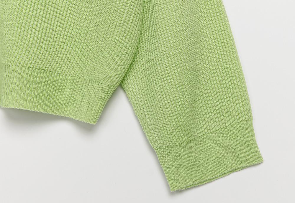 Clay V-Neck Knitwear