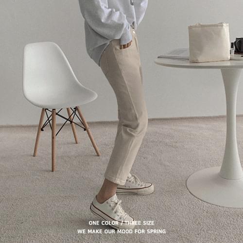 Wetz natural pants (3size/3type)