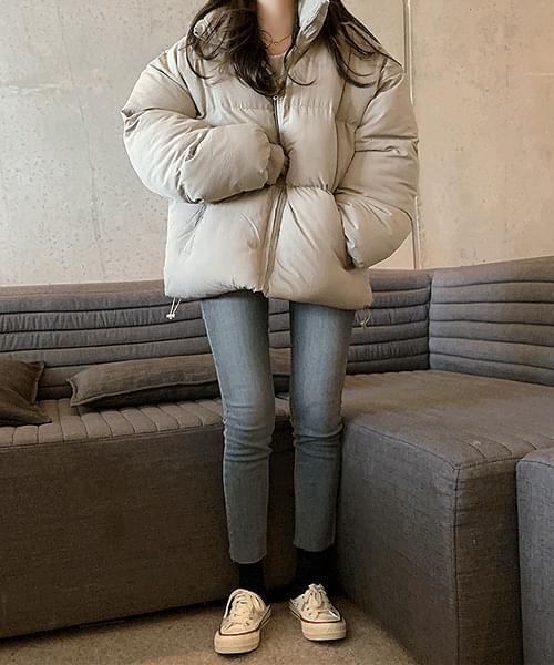 Chiabatta Wellon Bread Bread String Unisex Padded Jacket