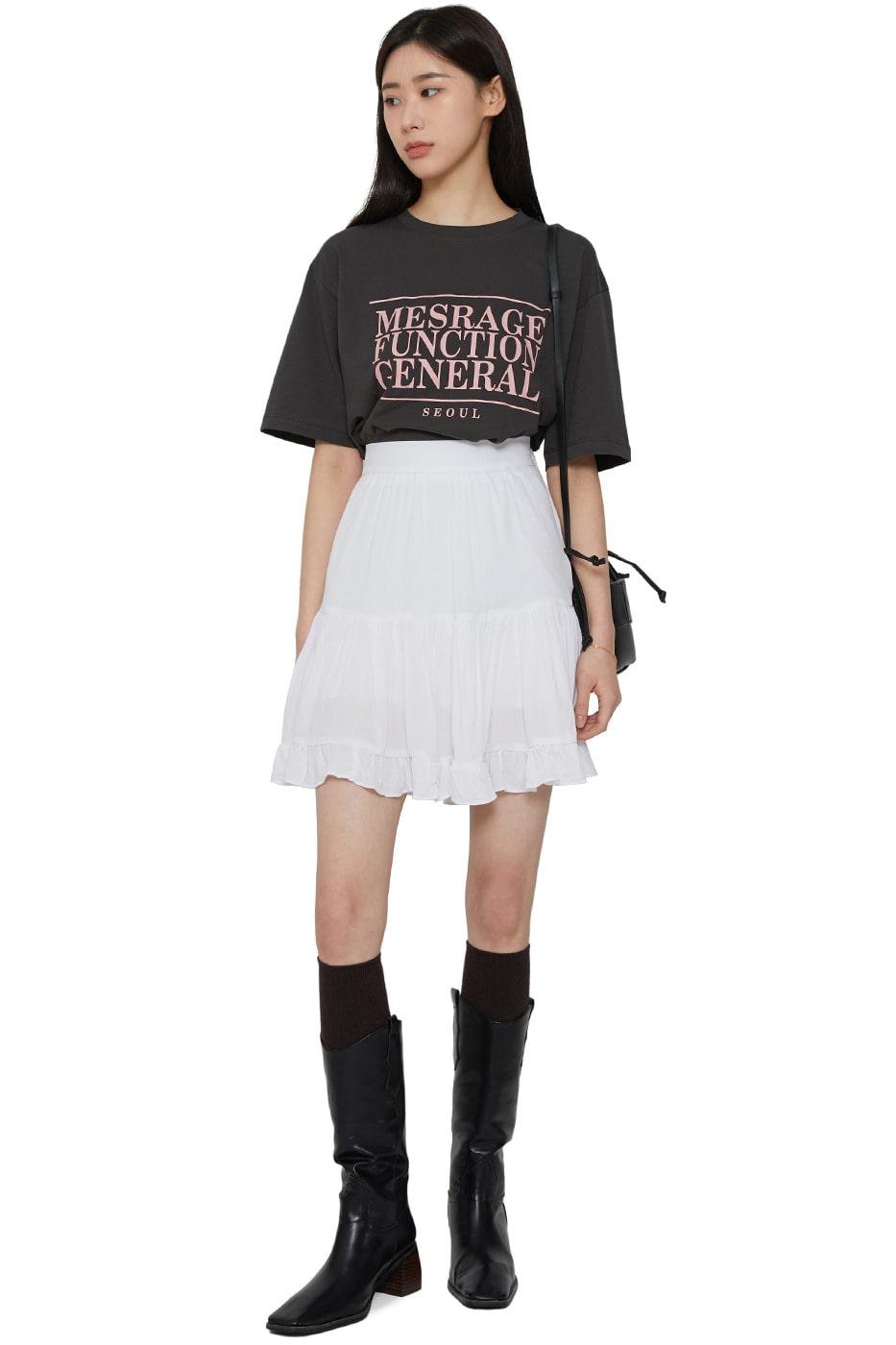 General printing T-shirt