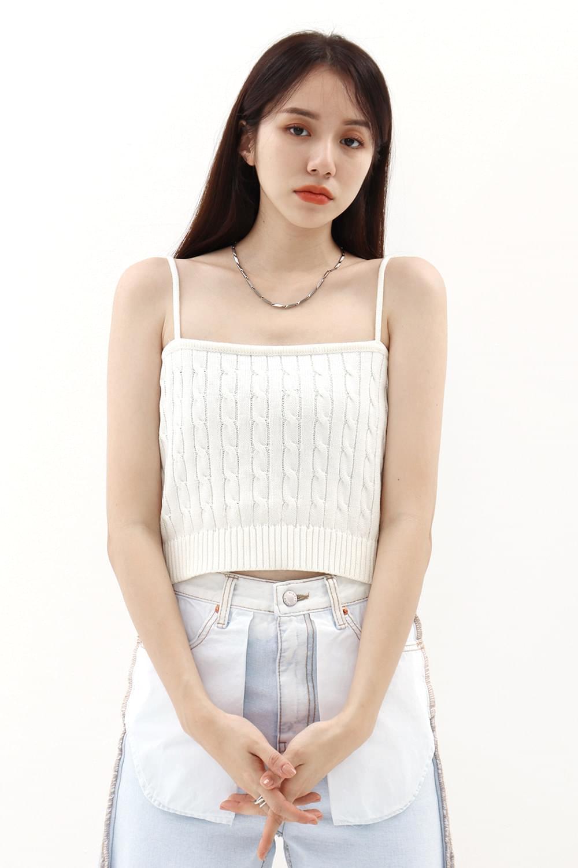 韓國空運 - Mountain knit TOP 針織衫