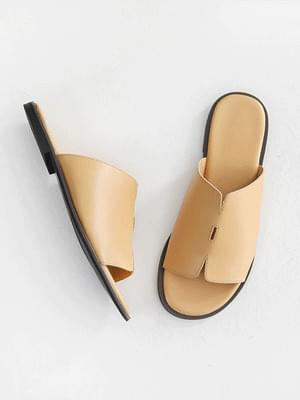 Modern slippers 1cm