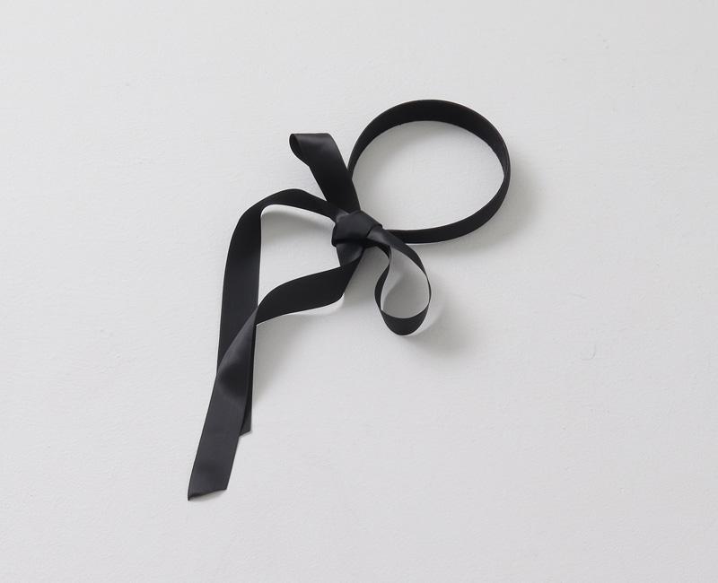 Ribbon Long Strap Hair Band