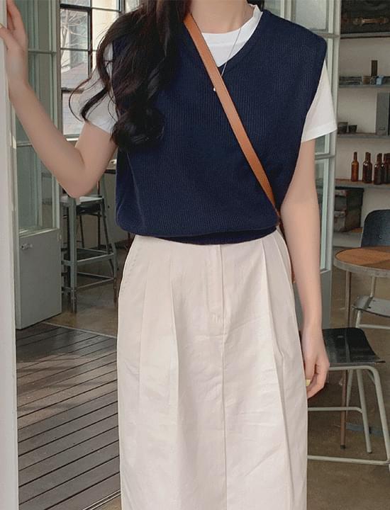 Smoothie Knitwear Vest