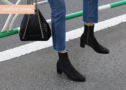 Horrain Socks ankle boots