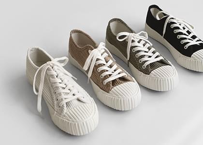 Joanne corduroy sneakers