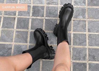 Newment Basic Chelsea Boots