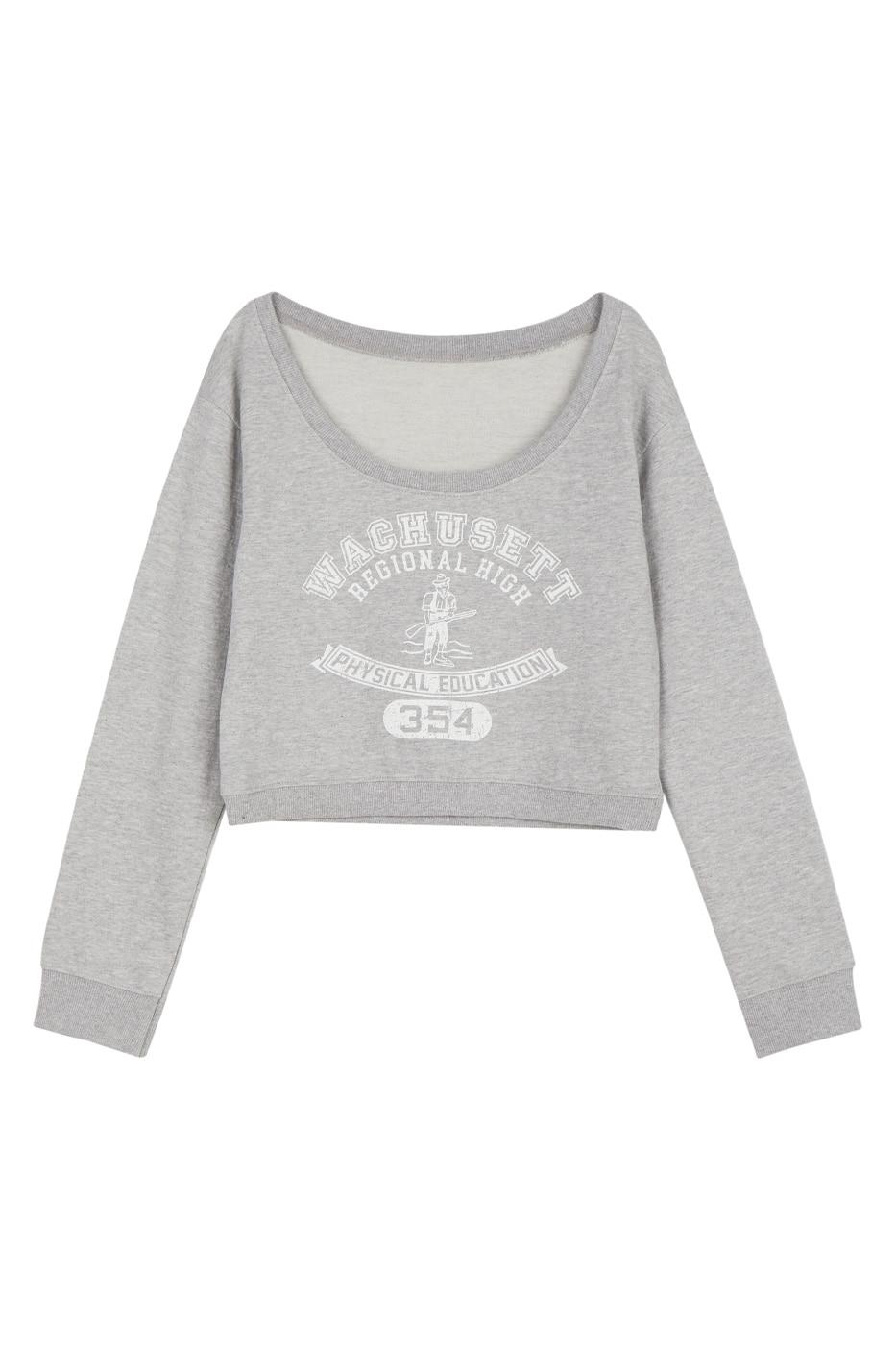 Brooklyn printed sweatshirt