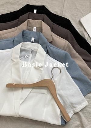 韓國空運 - Enco Basic Jacket 夾克外套