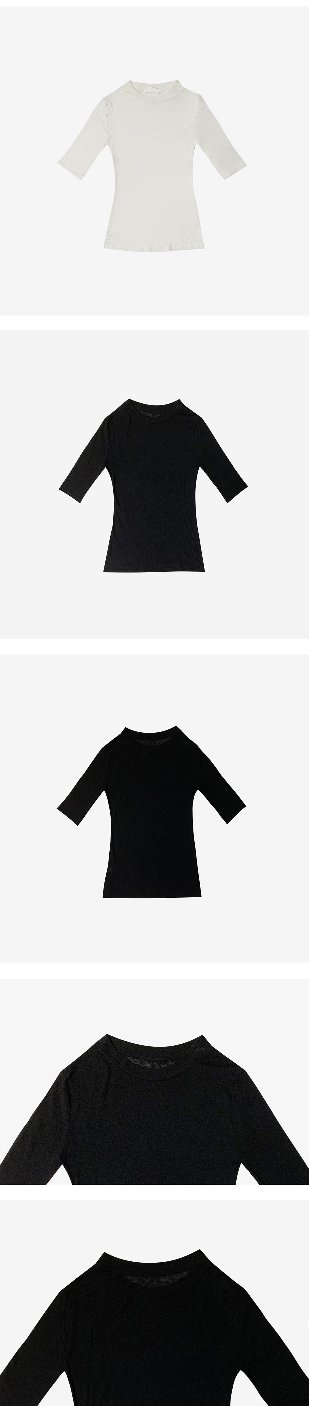 Barna half t-shirt