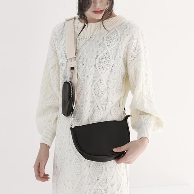 Anna Half Multi Cross Bag