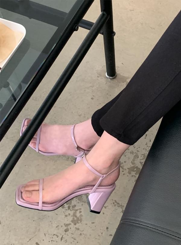 로샬 스트랩 shoes (*4color)
