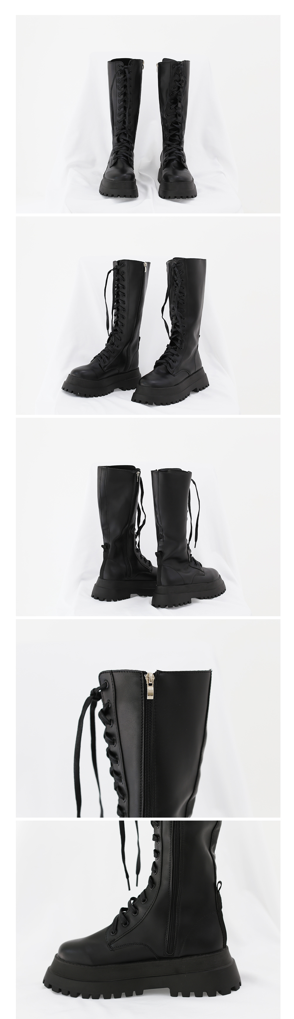 Barbe middle walker boots