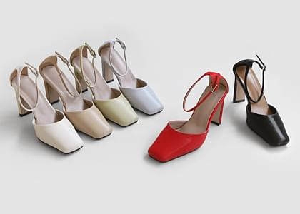 Rody's Mary Jane Pumps Hill