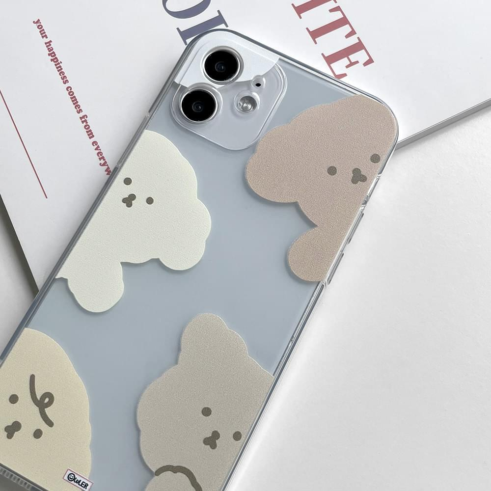 Peppy Peppy Puppy Full Cover iPhone Case