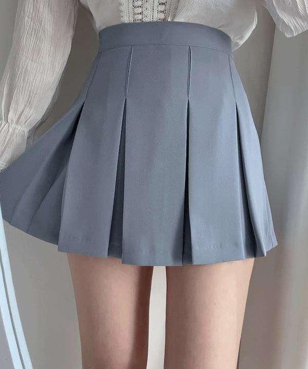 Moments Daily Pleated Skirt 3color