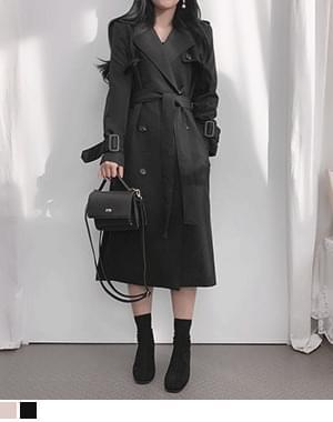 Lee Kin Trench Barbary Coat