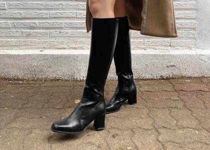 Kipity Basic Long Boots
