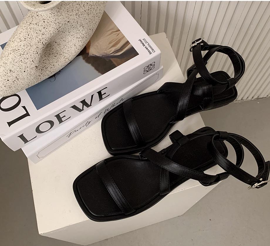 Zton strap sandals