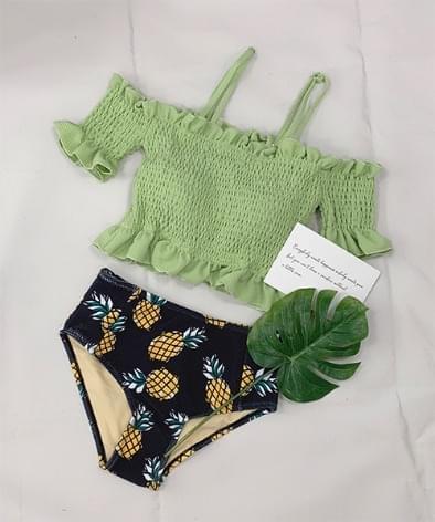 Color Pineapple Bikini 31,000→24,500