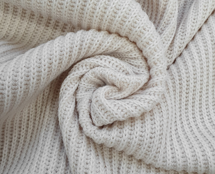 Fora Round Neck Loose-fit Knitwear