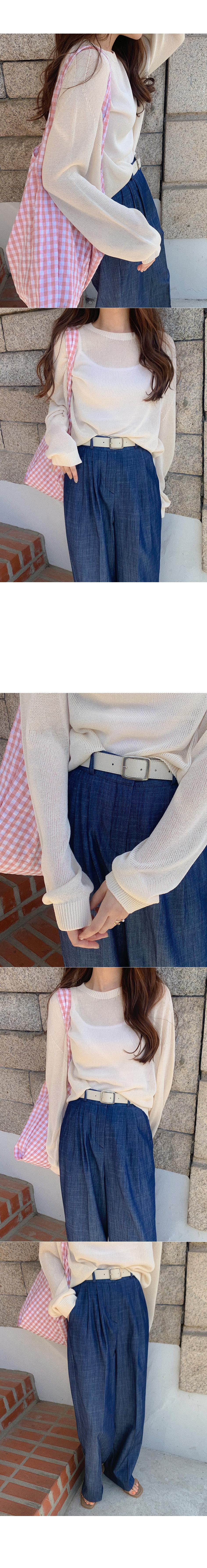 Polmare Holga Round Knitwear