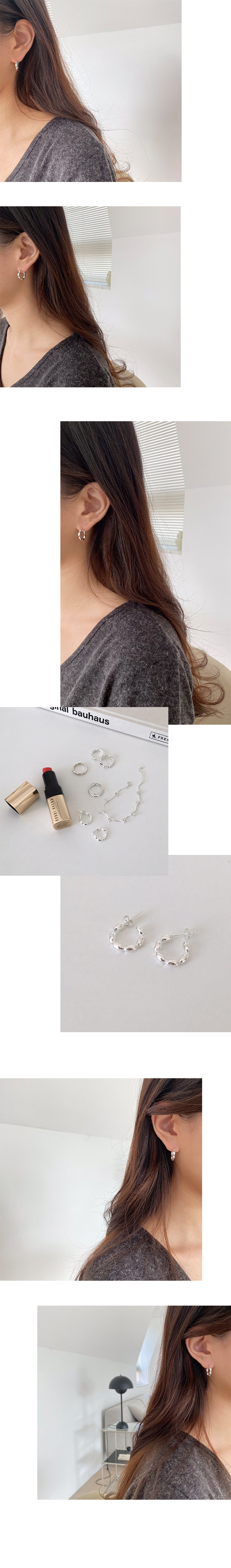 rice earring