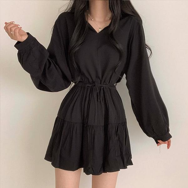 Shirring Dress Until Summer (Delayed delivery)