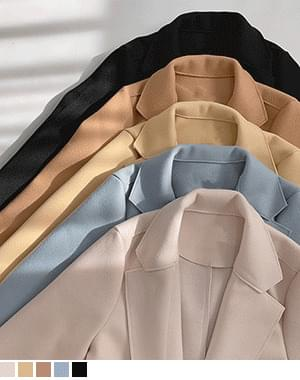 Shield Short Coat Handmade Wool Jacket