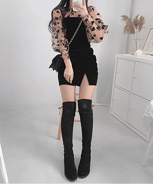 スリップドレス