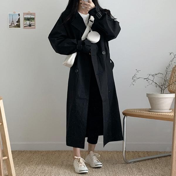 Mare trench coat