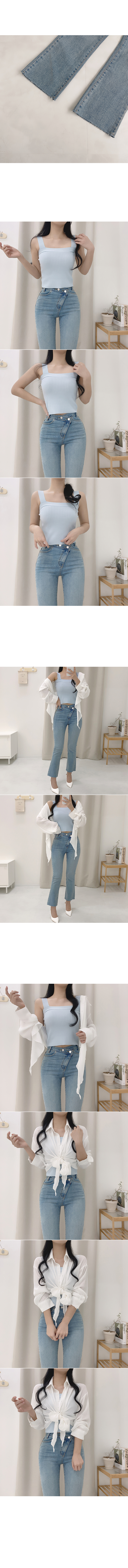 Similar Marion buttons Flared pants