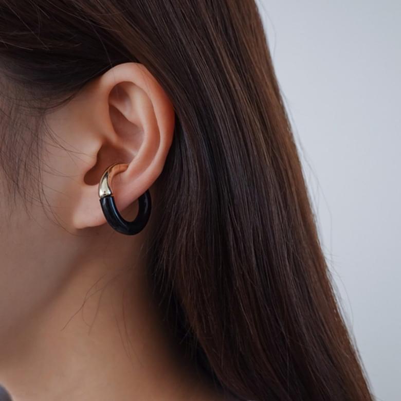Revue line fashion ear cuffs