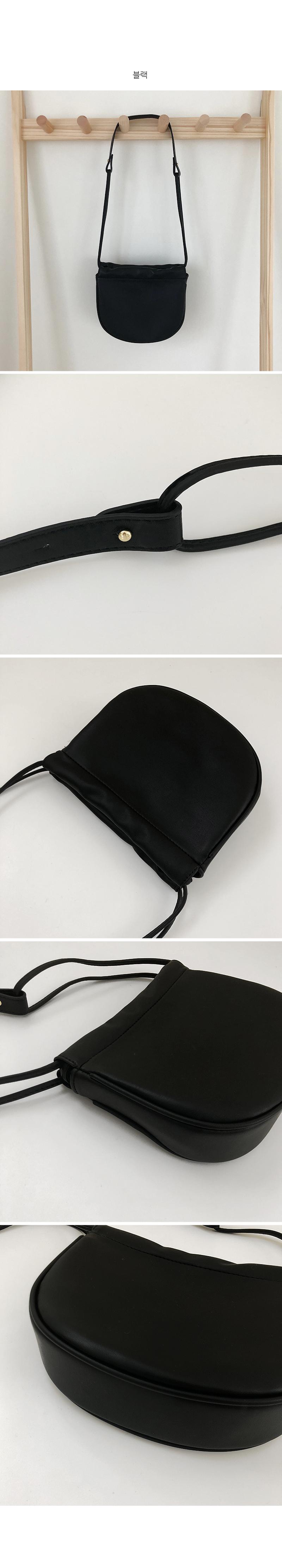 Ob U half moon bag
