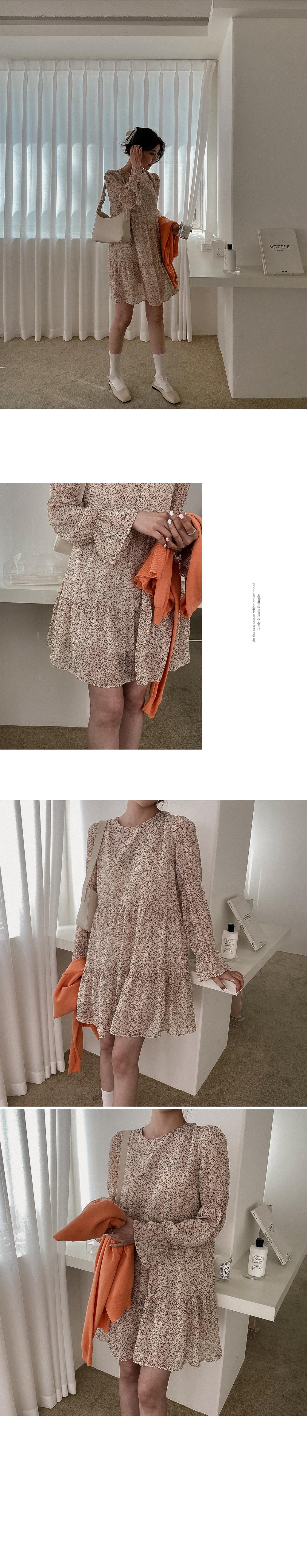 Prom D Flower Dress -2color