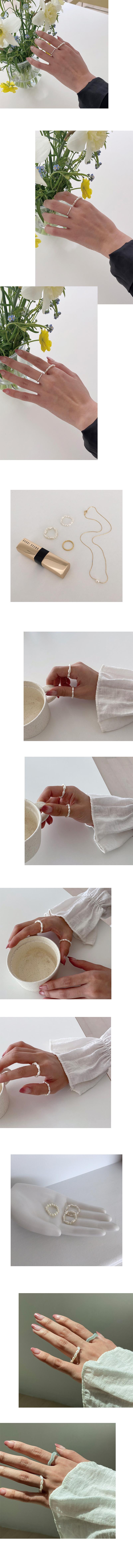 pearl bead ring