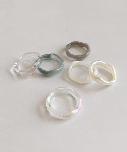 flow acrylic ring