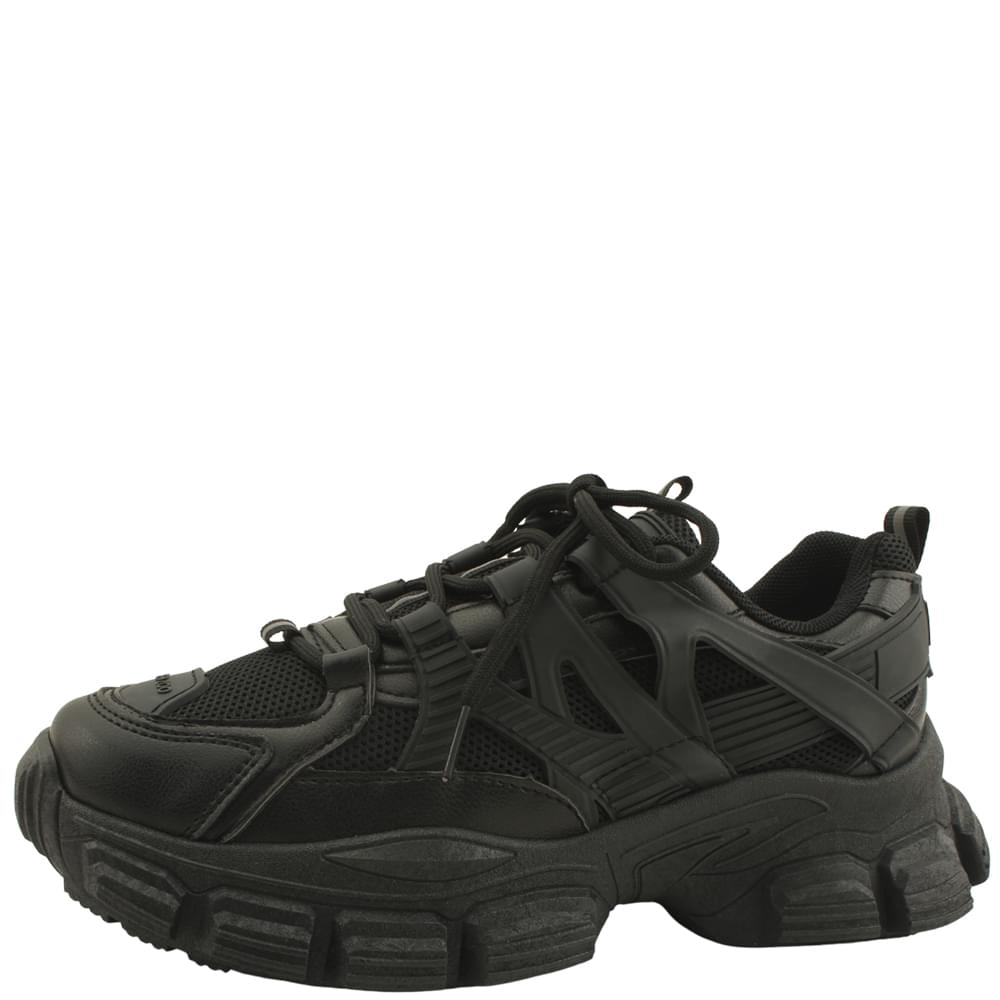 Mash Ugly Shoes Sneakers 5cm Black