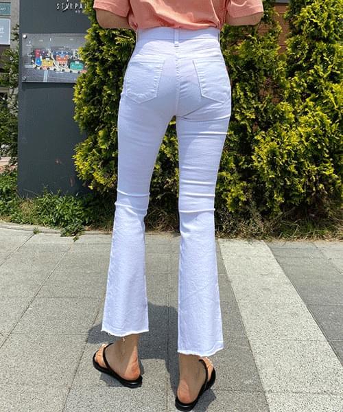 Summer Daily Semi Flared Pants